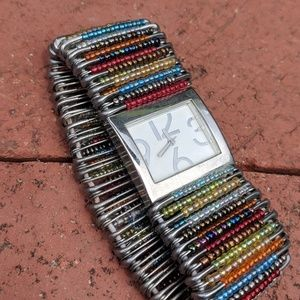 Beaded Watch from Anthropologie